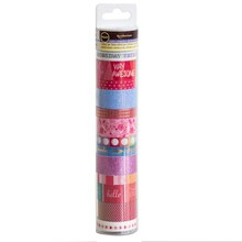 Bright Planner Washi Tape Tube By Recollections